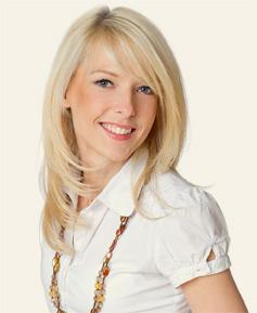 Nadine Schmidt Geschäftsführerin